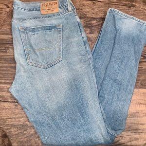 Men's Slim Straight Hollister Jeans